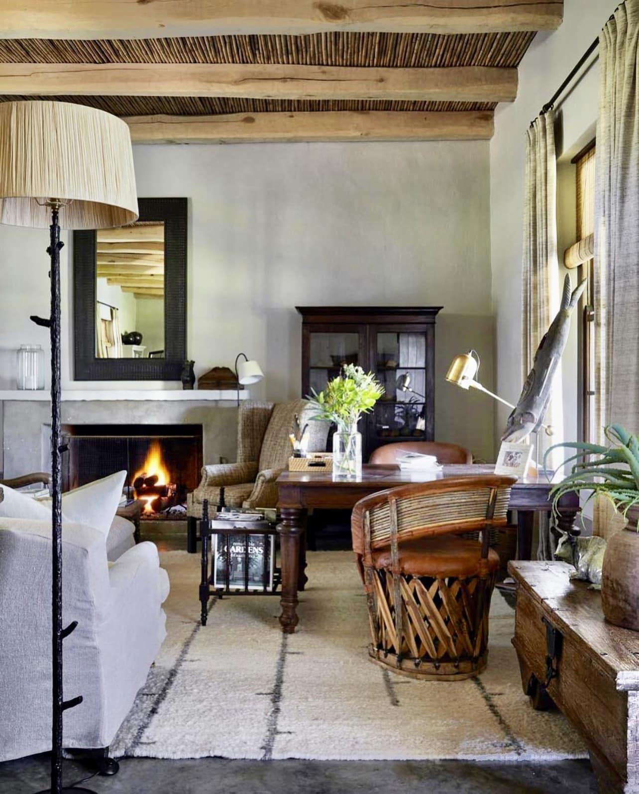 Gregory Mellor Design designed living space