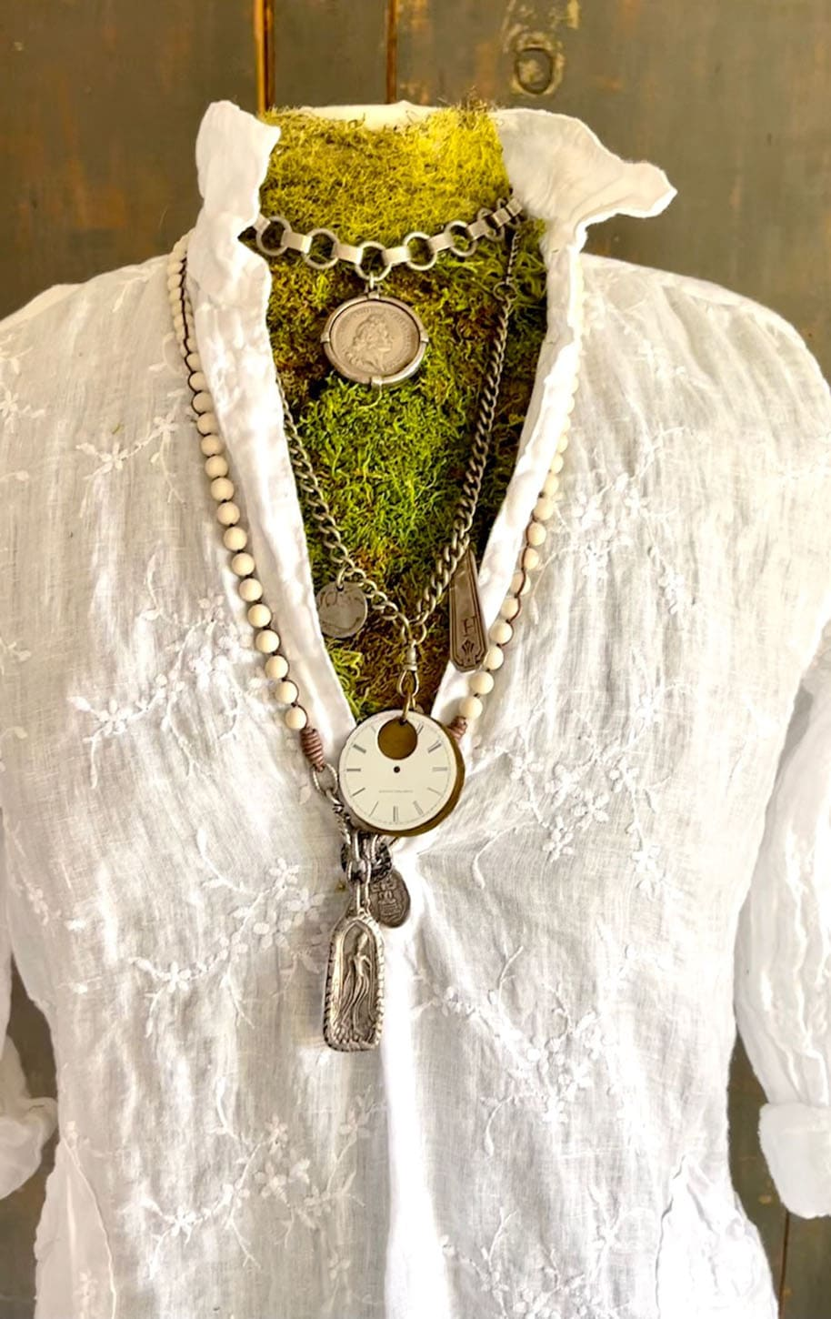 cp shades shirt and necklaces on cindy hattersley's blog