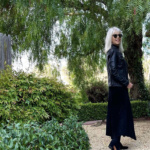 How to Wear all Black over 50