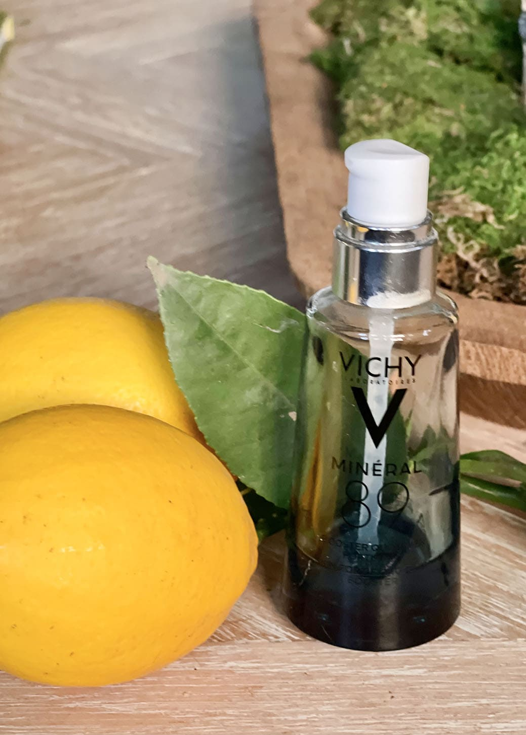 Vichy Mineral 89 on Cindy Hattersley's blog