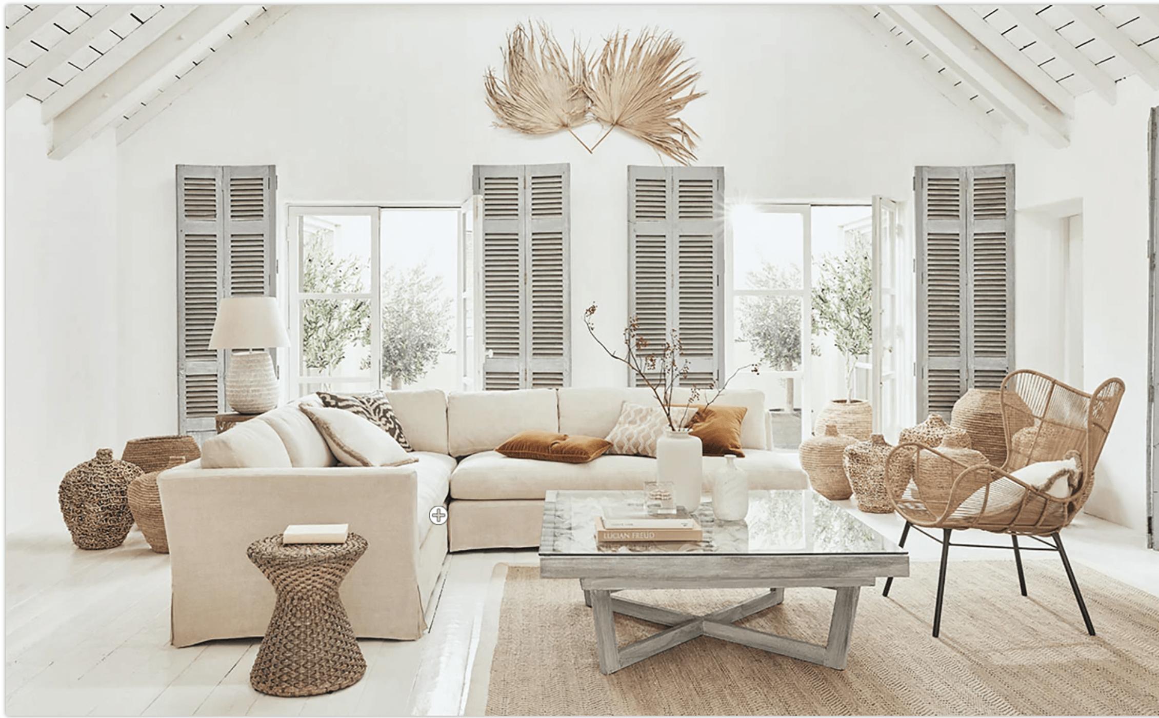 oka modern living space on cindy hattersley's blog