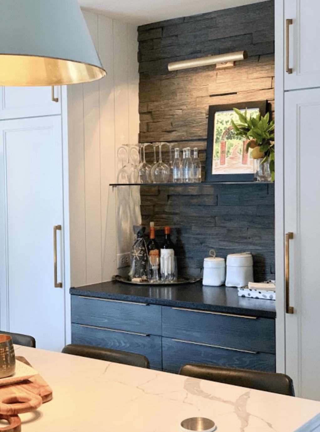 sherry hart kitchen styling