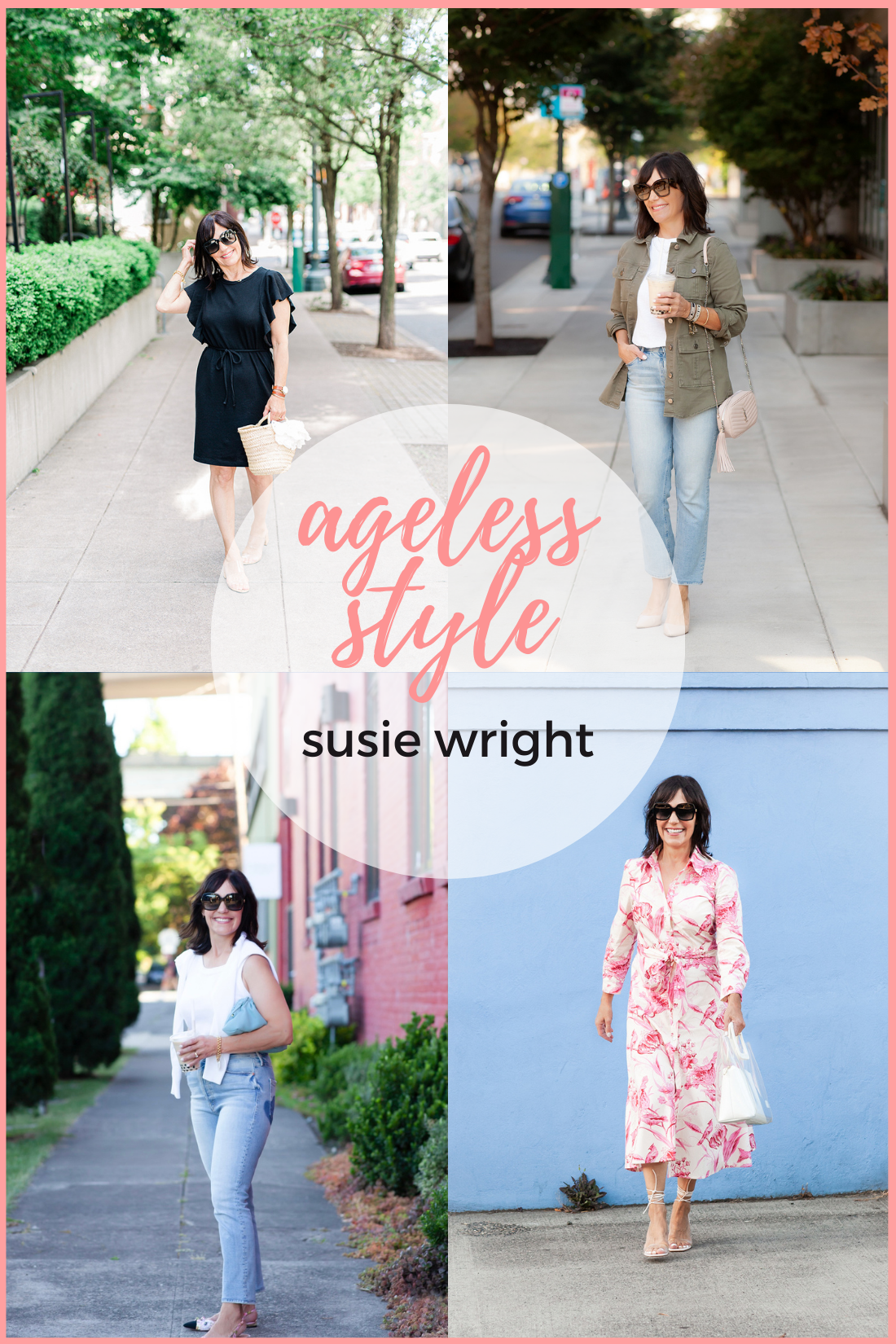 Cindy Hattersey's Ageless Style featuring Susie Wright