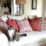 Refresh your Family Room with new Pillows