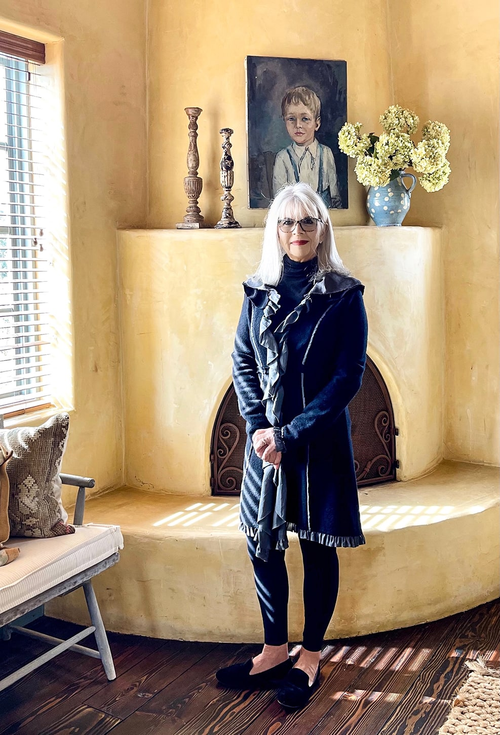over 50 style blogger cindy hattersley