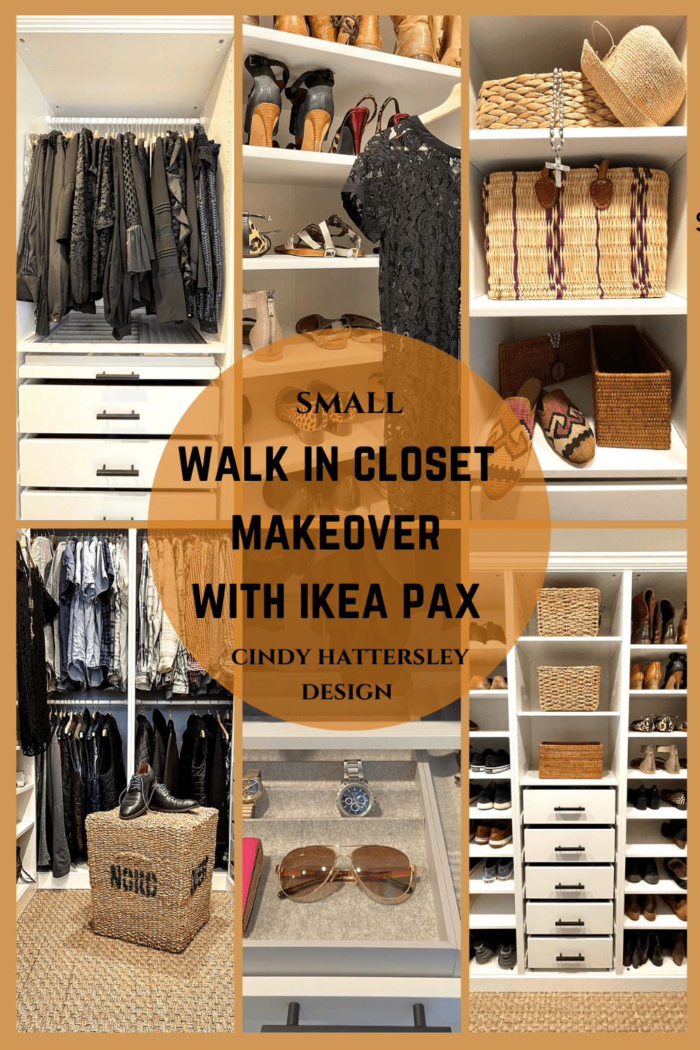 alk in closet makeover with ikea pax