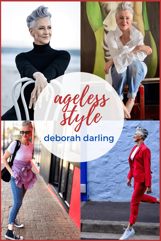 ageless style deborah darling