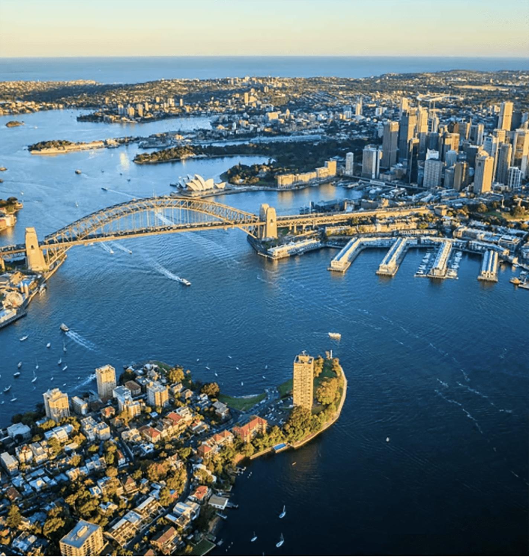 australia harbor