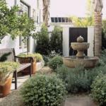 Designing a Small Town Garden