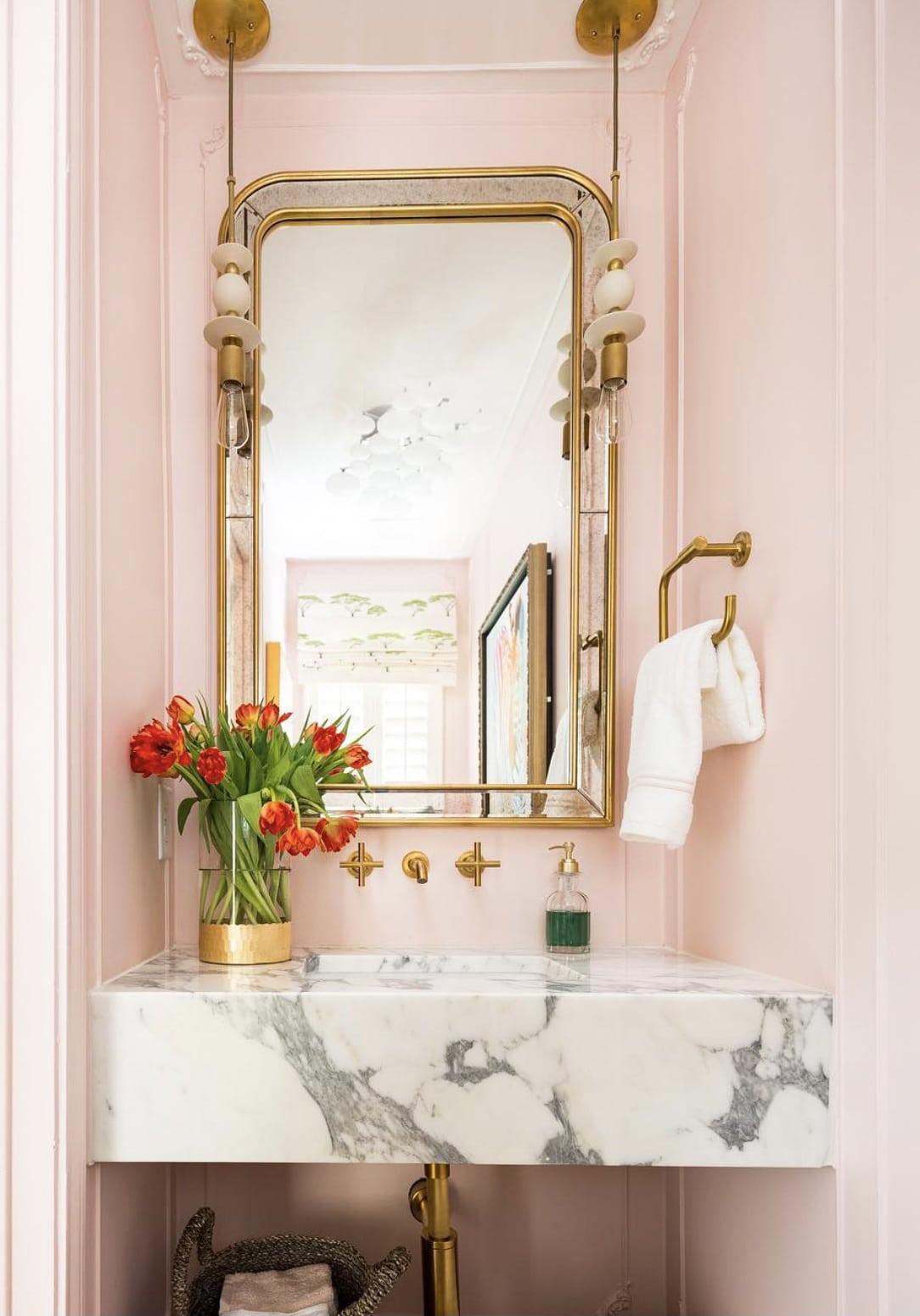 Casavilora designed for theone room challenge bath