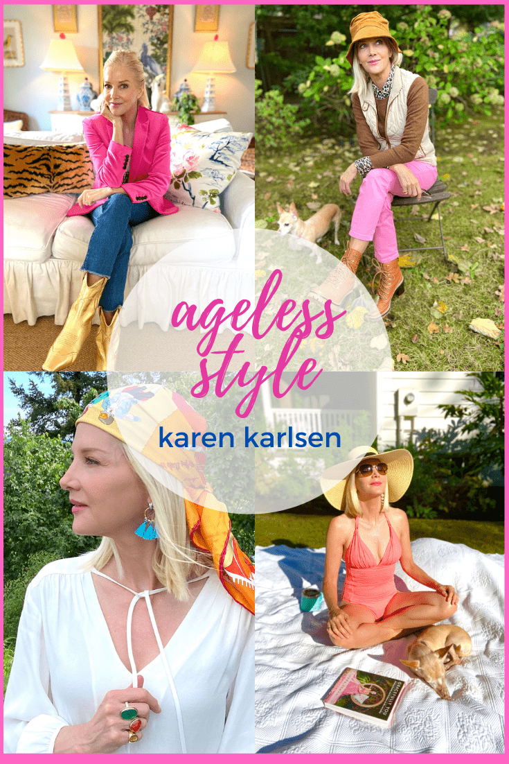 ageless style karen karlsen