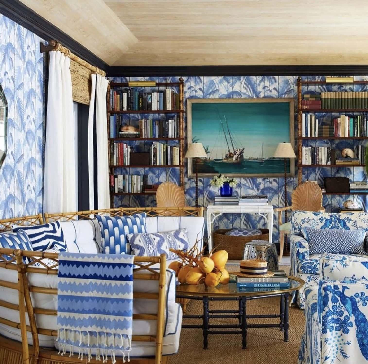 amanda lindroth designed living room
