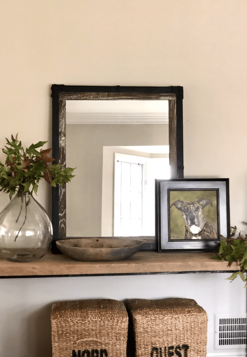 cindy hattersley console and mirror