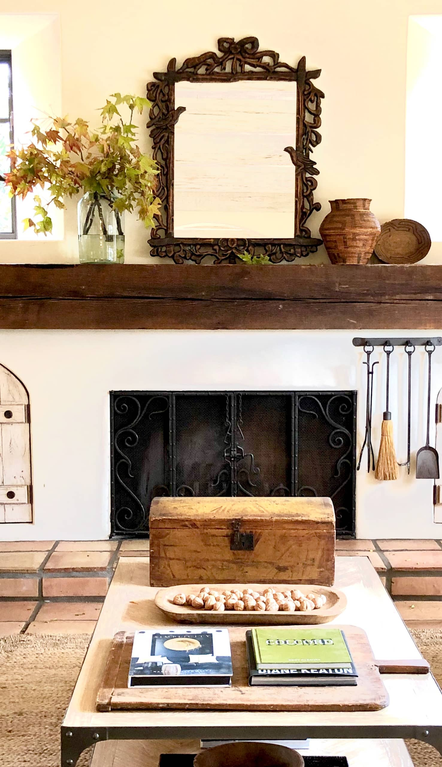 cindy hattersley styled mantle