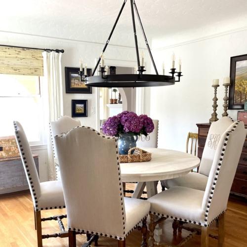 cindy hattersley/s fixer upper dining room