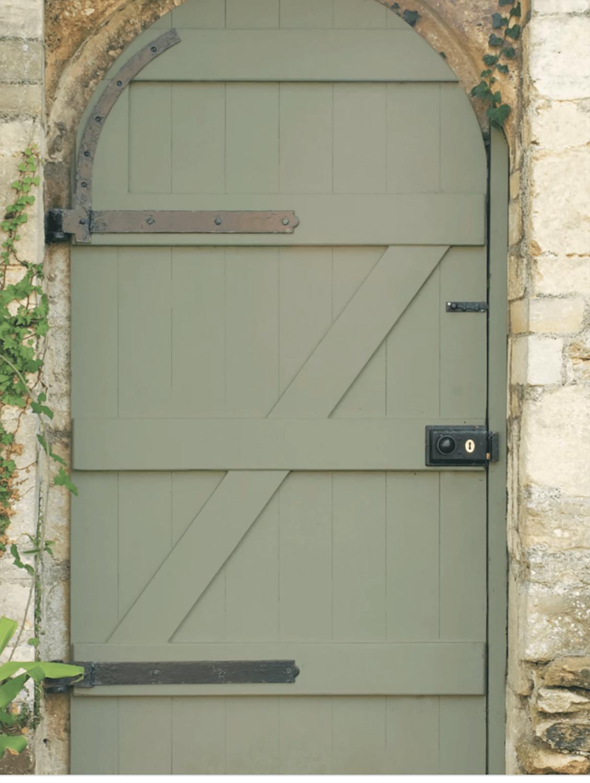 farrow and ball lichen front door