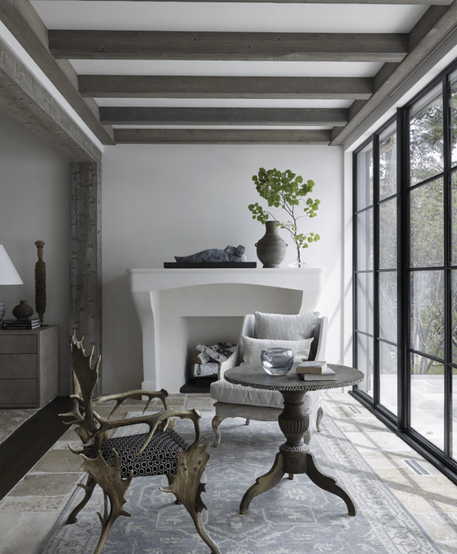 michael del piero sitting room