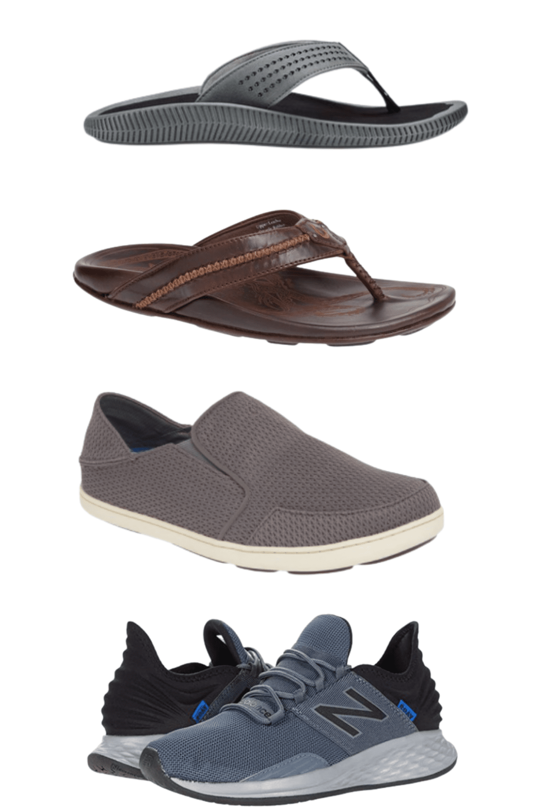comfortable summer shoes for men