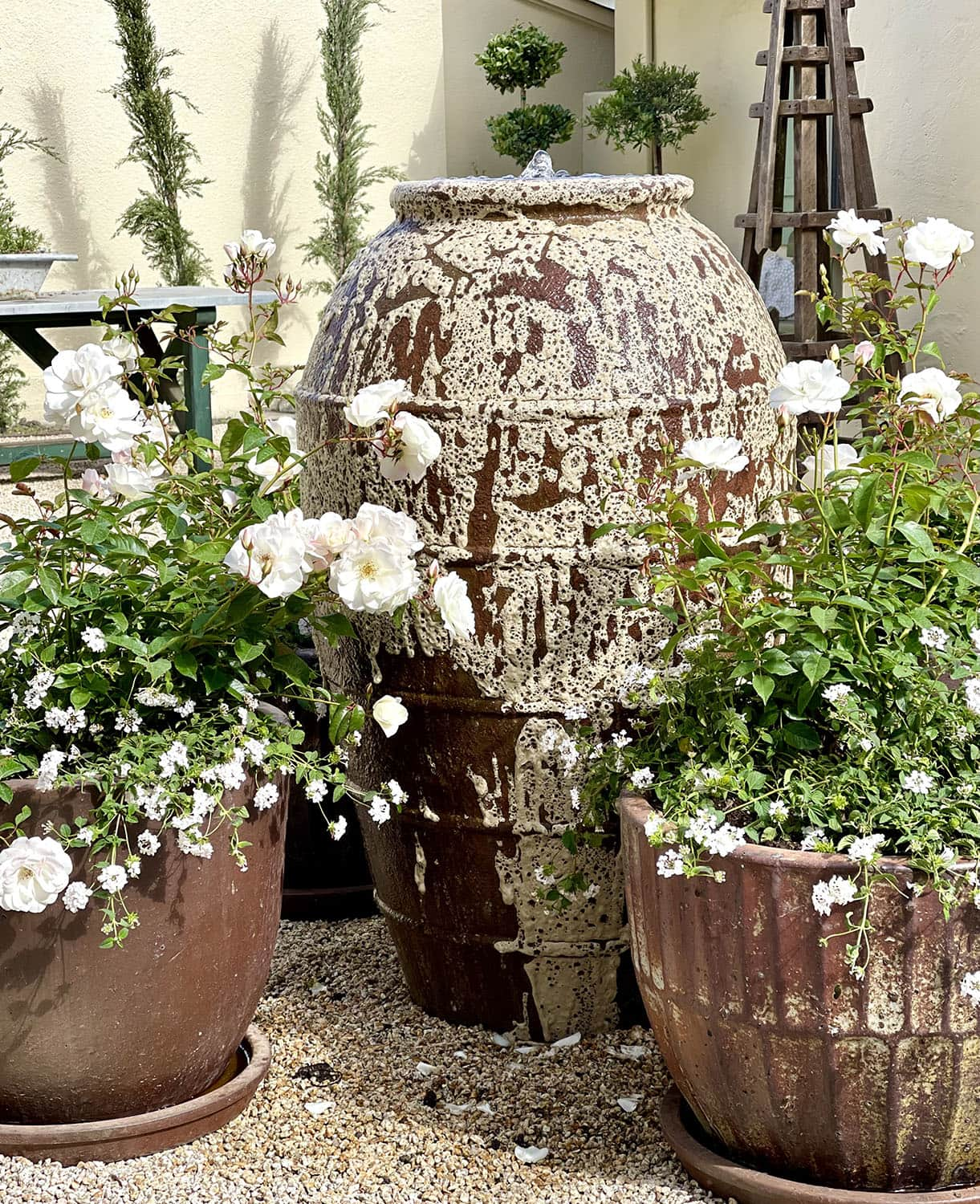 cindy hattersley's fountain