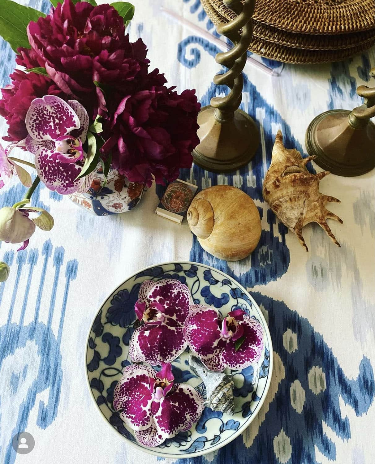 maura endres tablescape
