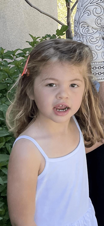 Cindy Hattersley's granddaughter Summer