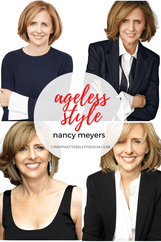 geless style nancy meyers