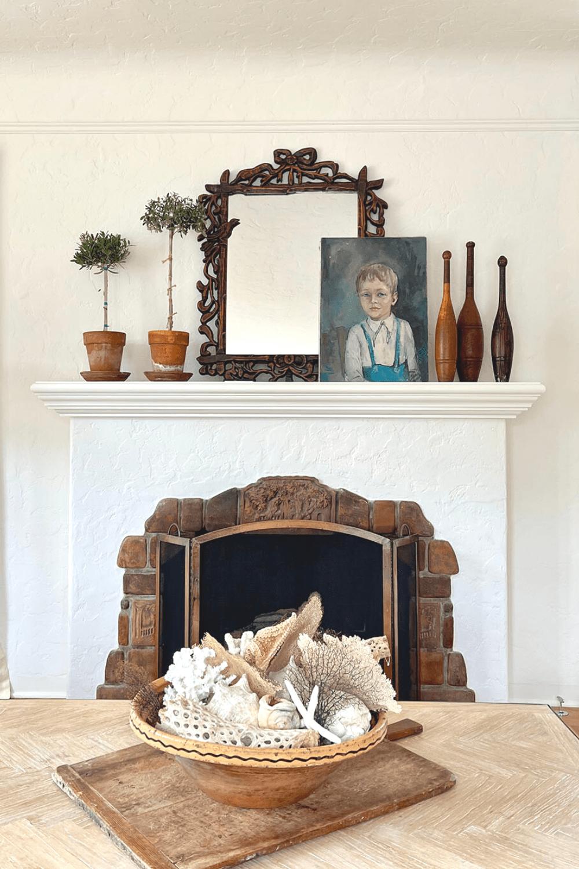 cindy hattersley's fixer upper fireplace