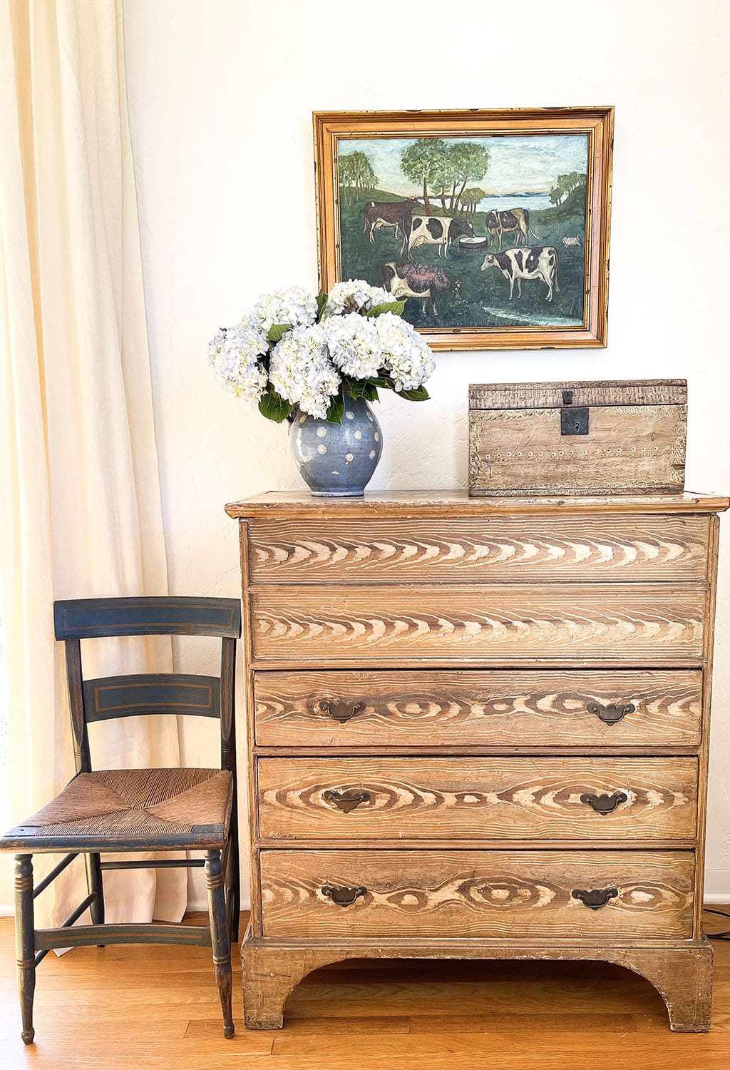 grained chest cindy hattersley living room
