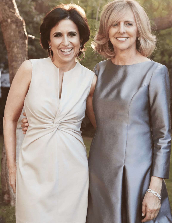 nancy meyers at daughters wedding