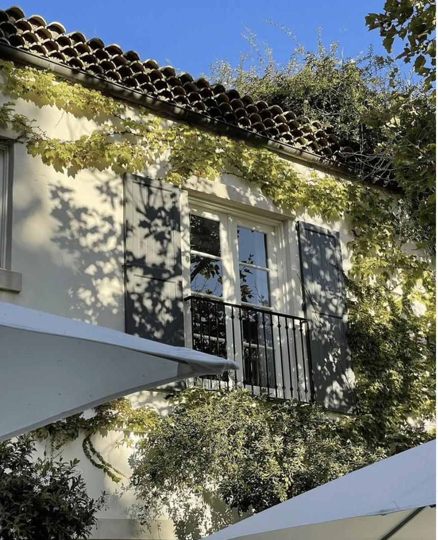 nancy meyers home exterior