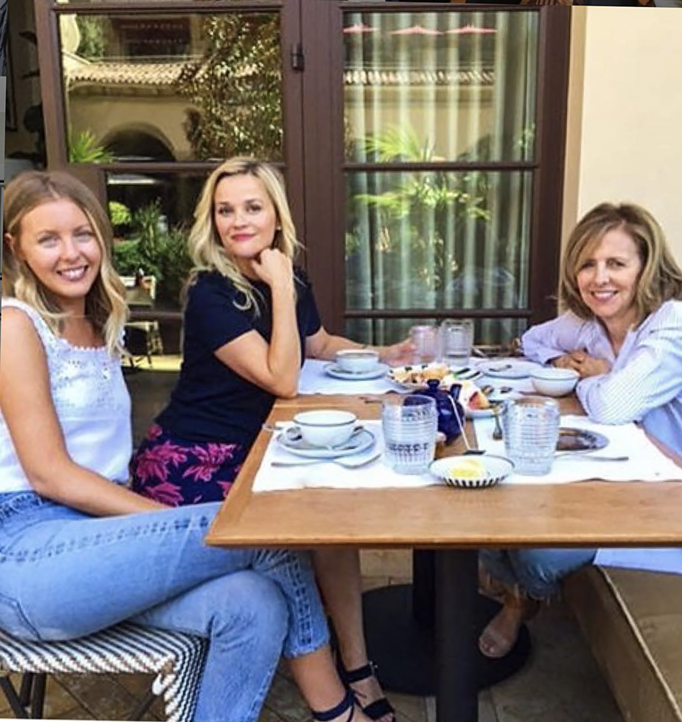 nancy meyers reese witherspoon and daughter