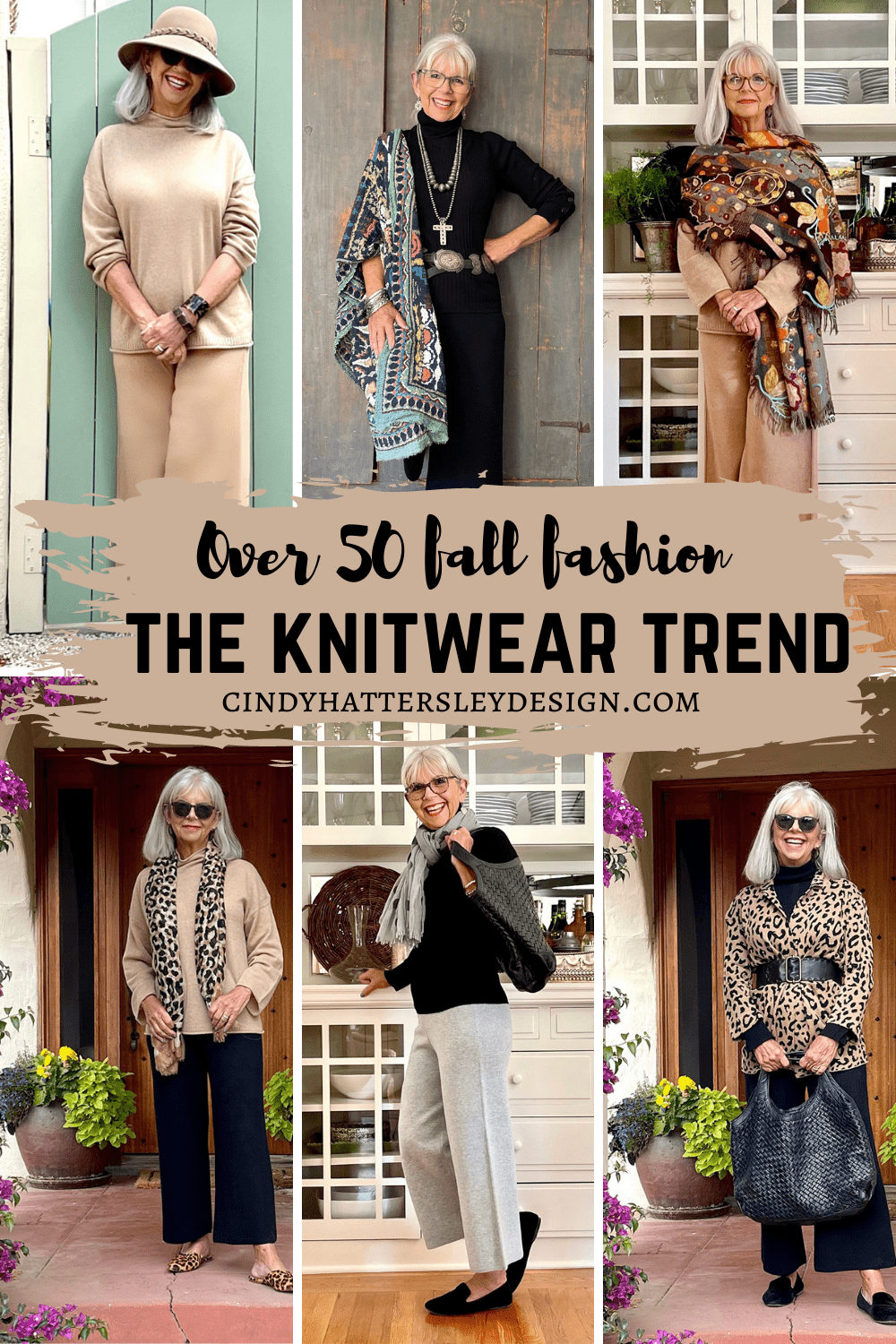 over 50 fall fashion the knitwear trend
