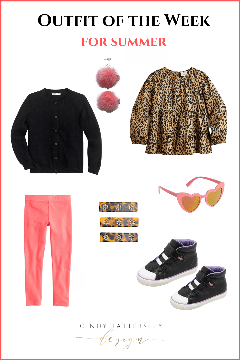 OUtfit of the week - Summer