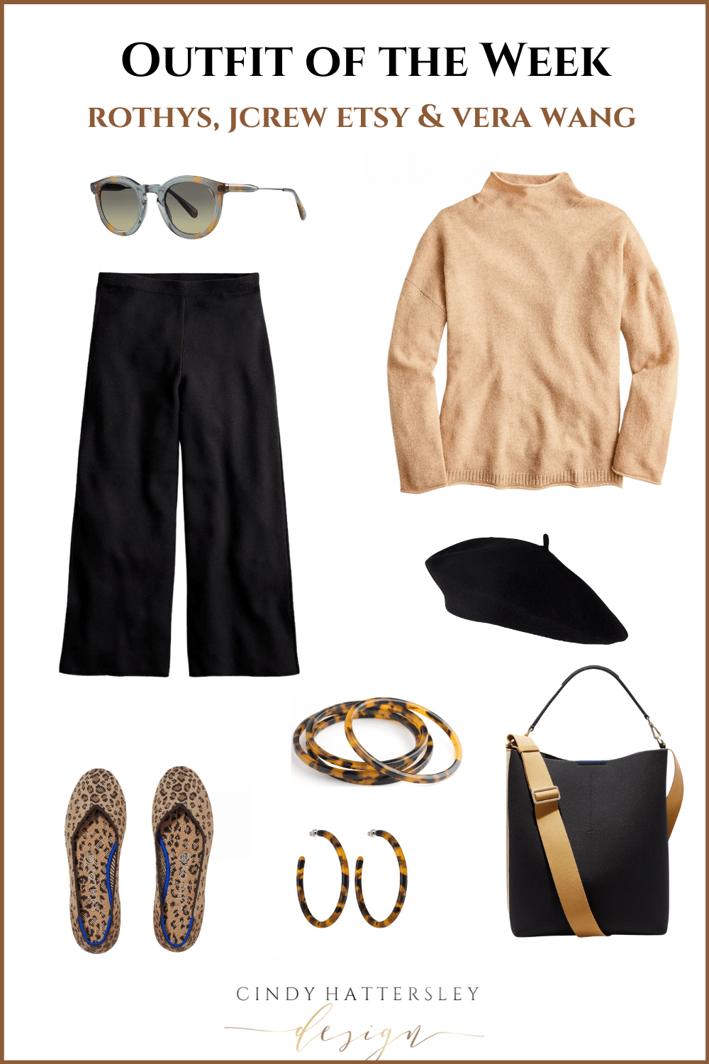 outfit of the week j crew and rothys (1)