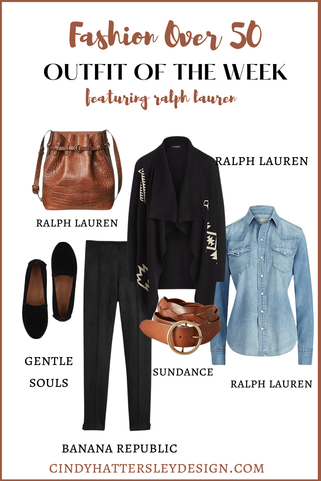 ralph lauren outfit of the week