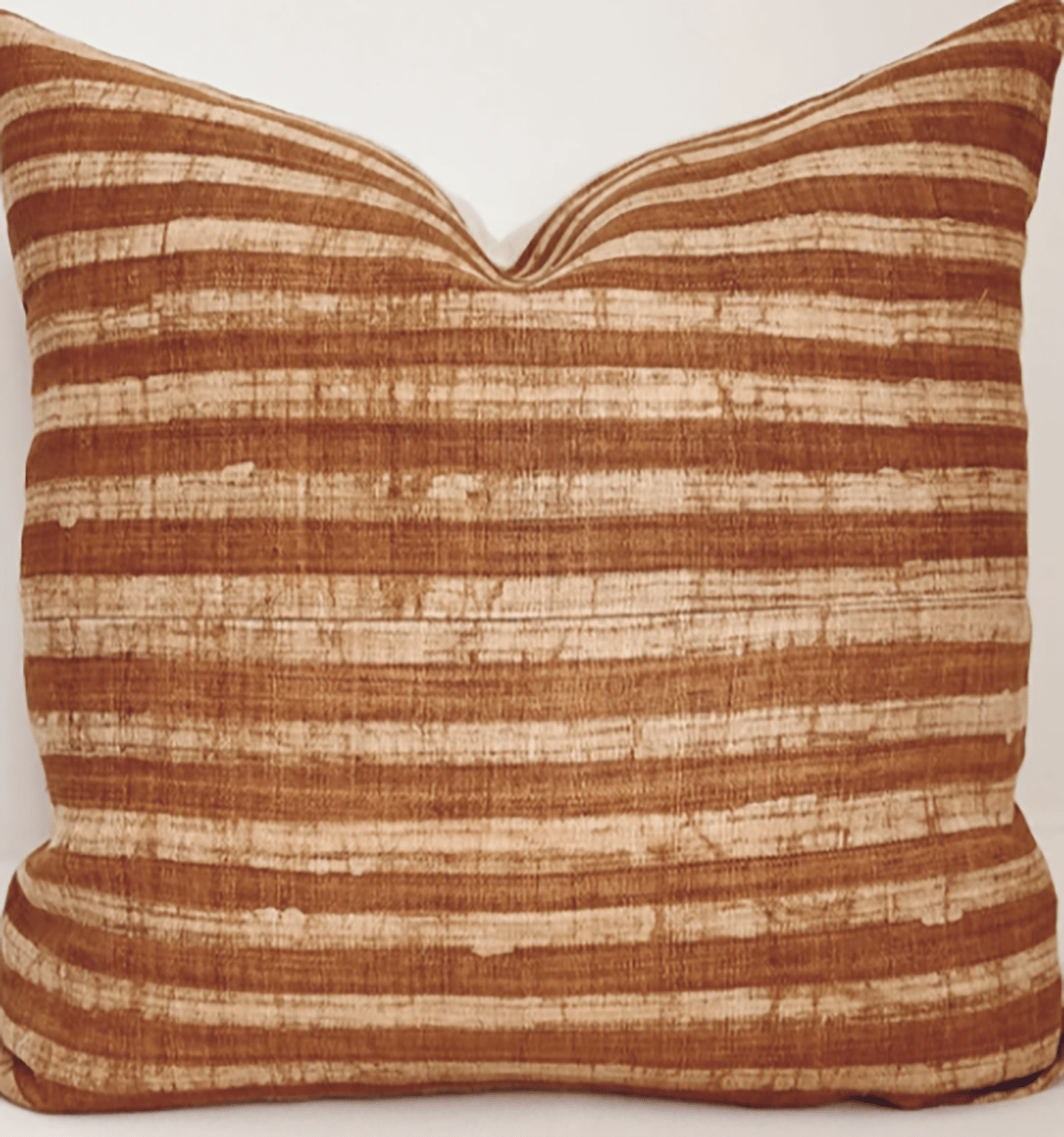 striped hmong pillow from homegirl collection