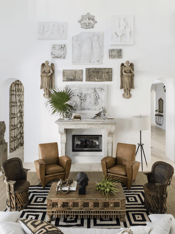 lauren liess living room