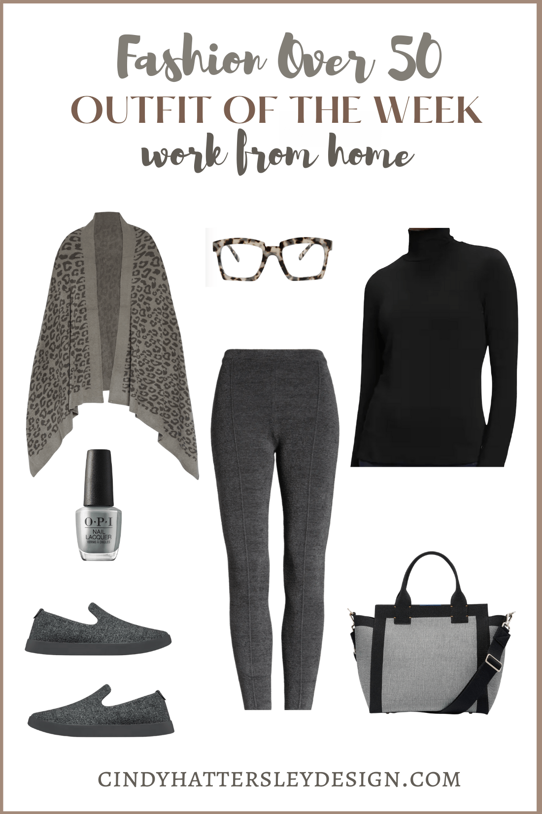 outfit of the week work from home